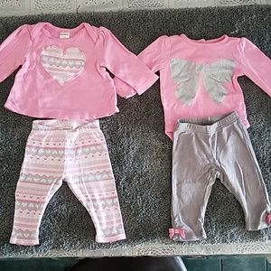 Gymboree sets